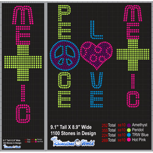 Peace Love 2 Medic Design - Download