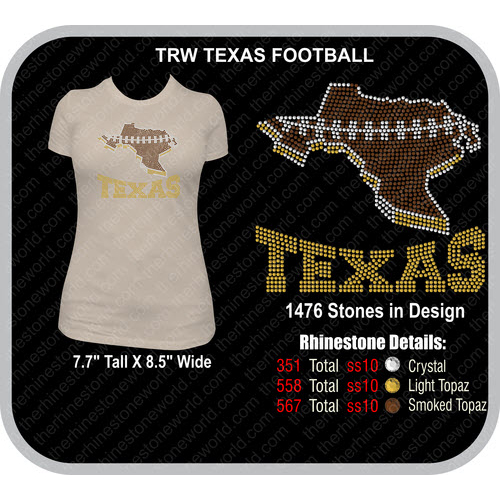 TEXAS FOOTBALL Design  - Download