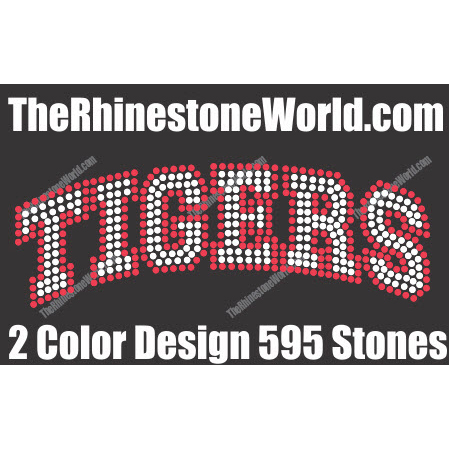 TIGERS 2 Color Design Add-On  - Download