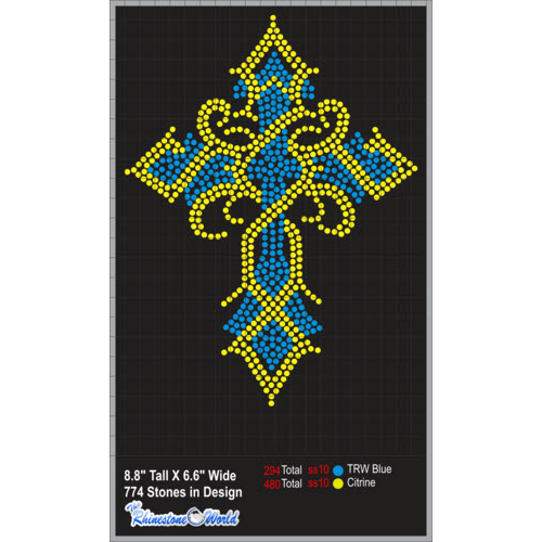 TRIBAL CROSS 5  - Download