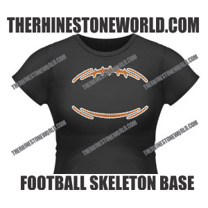 TRW 200 Football Skeleton Main Design  - Download