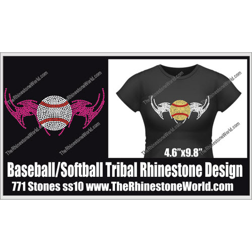 TRW Baseball/Softball Tribal Design  - Download