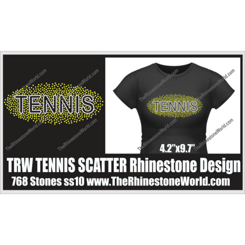 TRW Scatter TENNIS Design  - Download