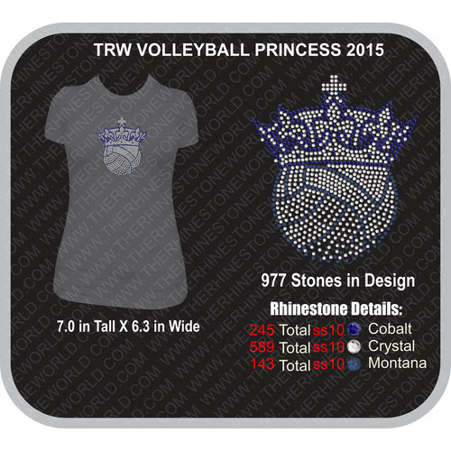 VOLLEYBALL PRINCESS 2015 Design  - Download