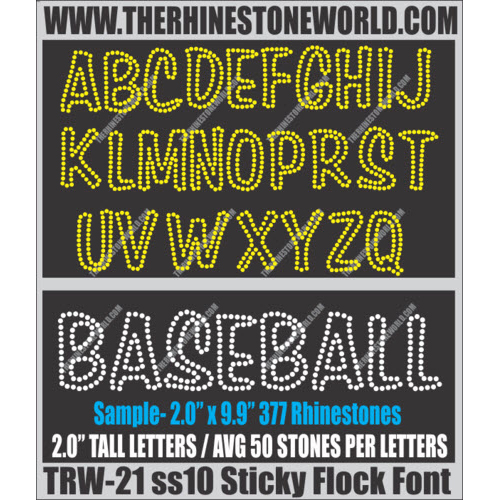 TRW 21 Uppercase   - Download
