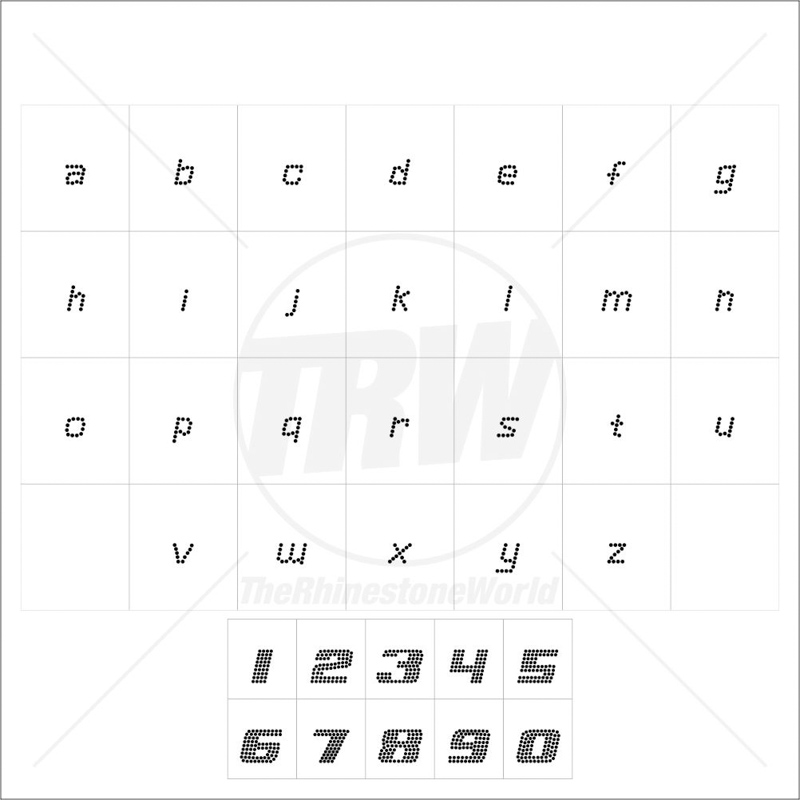 Trw 6000 Rhinestone True Type Font Download