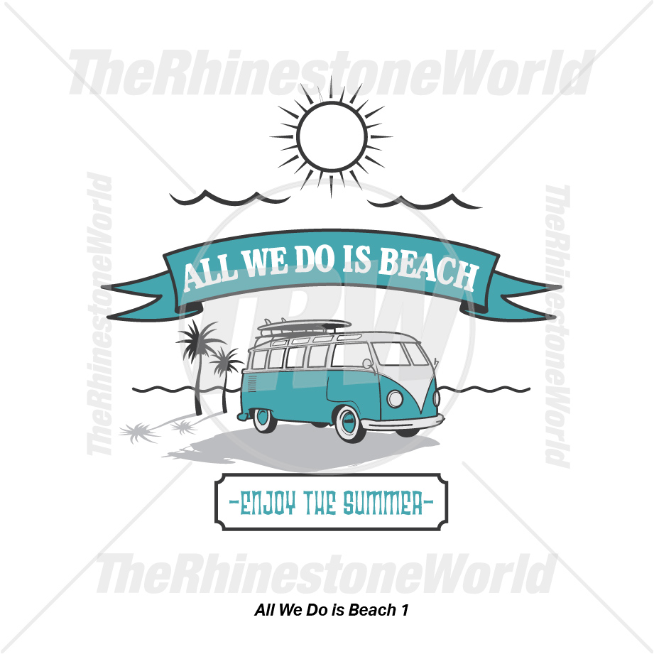 TRW All We Do Is Beach 1 (Vol 1) - Download