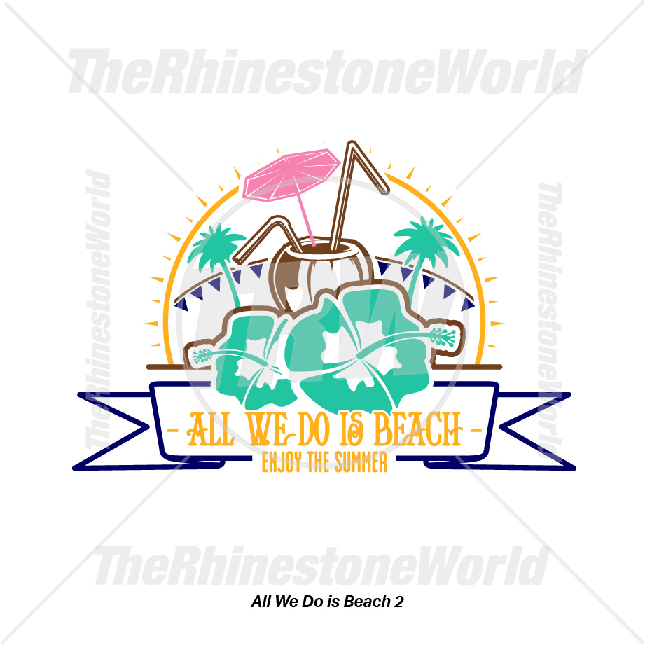 TRW All We Do Is Beach 2 (Vol 1) - Download