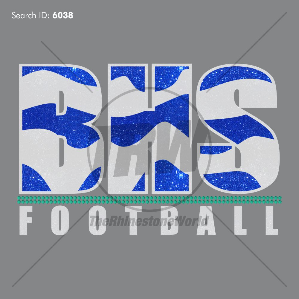 BHS Football FREE Multi-Dec Design - Download