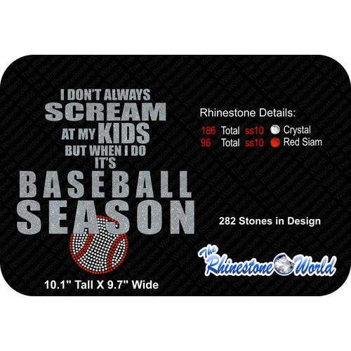 TRW Baseball Design  - Download