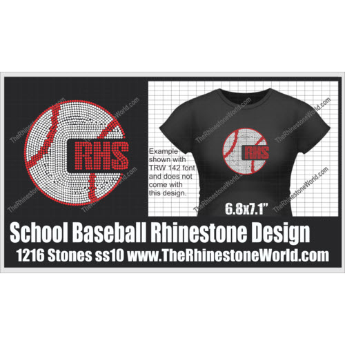 TRW Baseball/Softball School Design  - Download