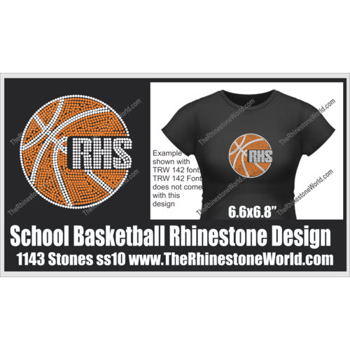 TRW Basketball School Design  - Download