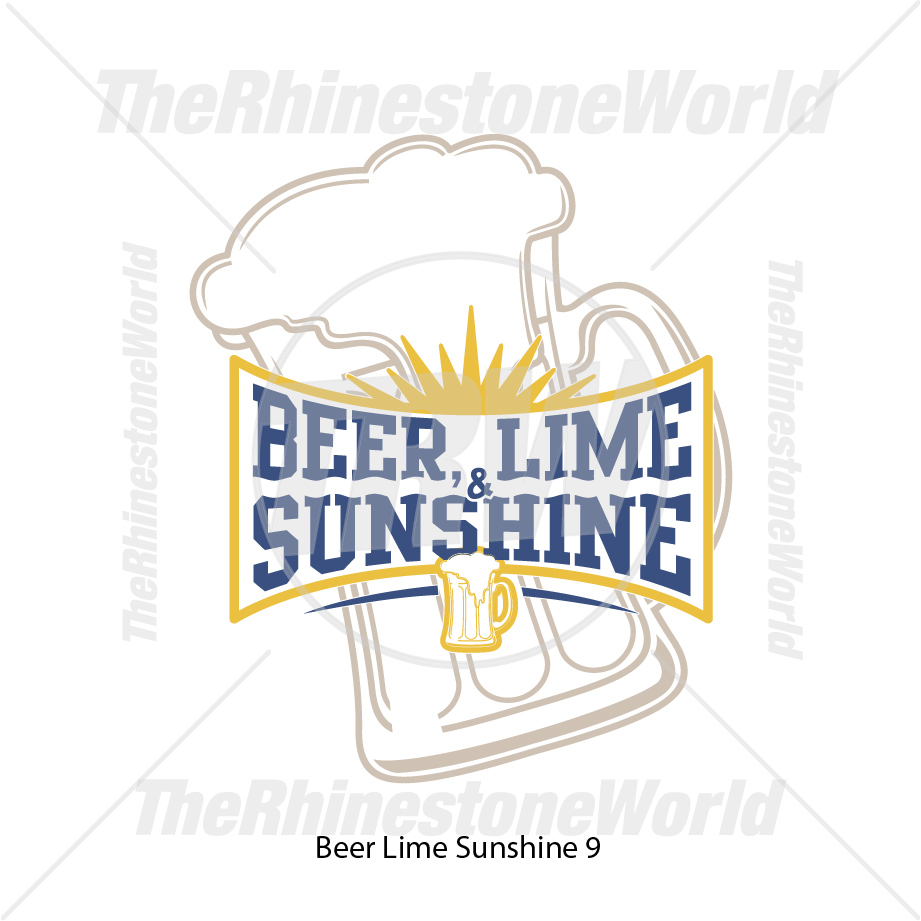 TRW Beer Lime Sunshine 9 (Vol 2) - Download