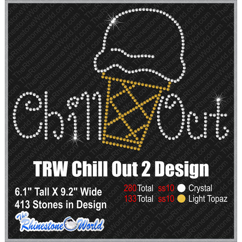 TRW Chill Out 2 Design  - Download