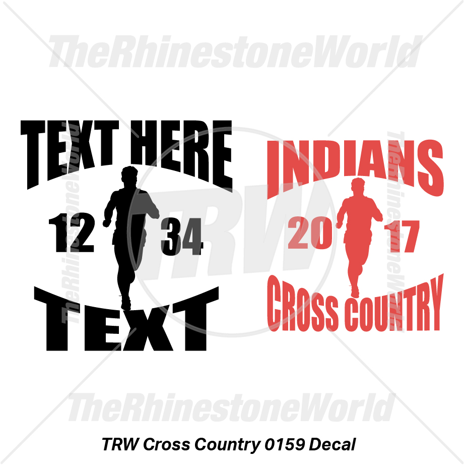 TRW Cross Country 0159 Decal (Vol 1) - Download