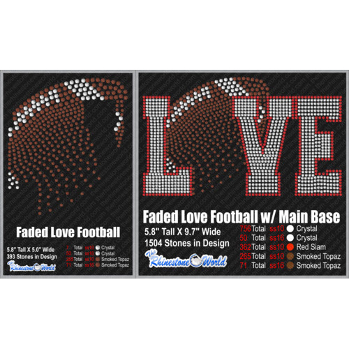 TRW FADED LOVE FOOTBALL Add-on - Download