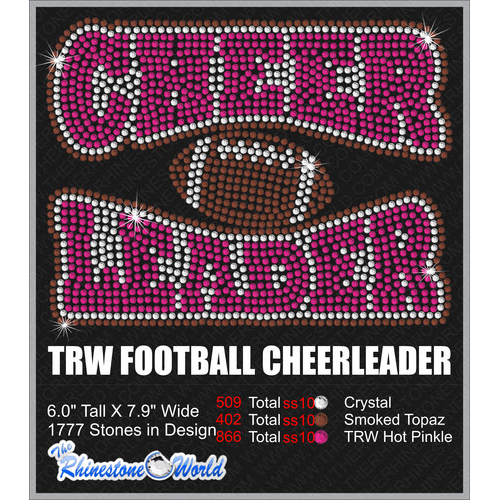 TRW FOOTBALL CHEERLEADER   - Download
