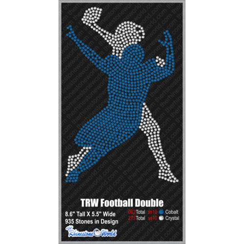 TRW FOOTBALL DOUBLE Design   - Download