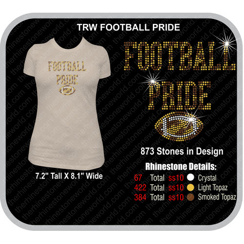 TRW FOOTBALL PRIDE with Mock-Up  - Download