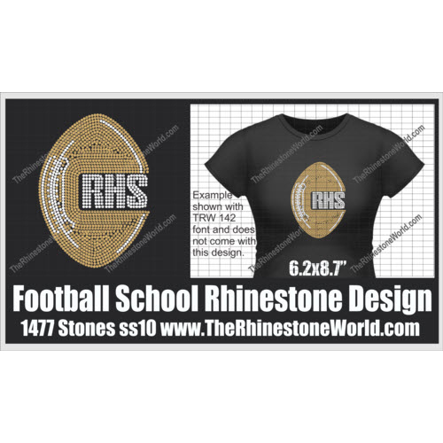 TRW Football School Design  - Download