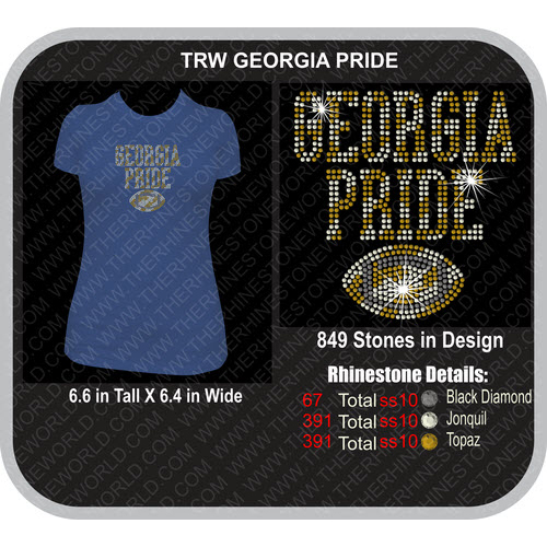 TRW GEORGIA PRIDE   - Download