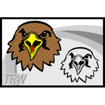 TRW Hawk 6 Vector Mascot - Download