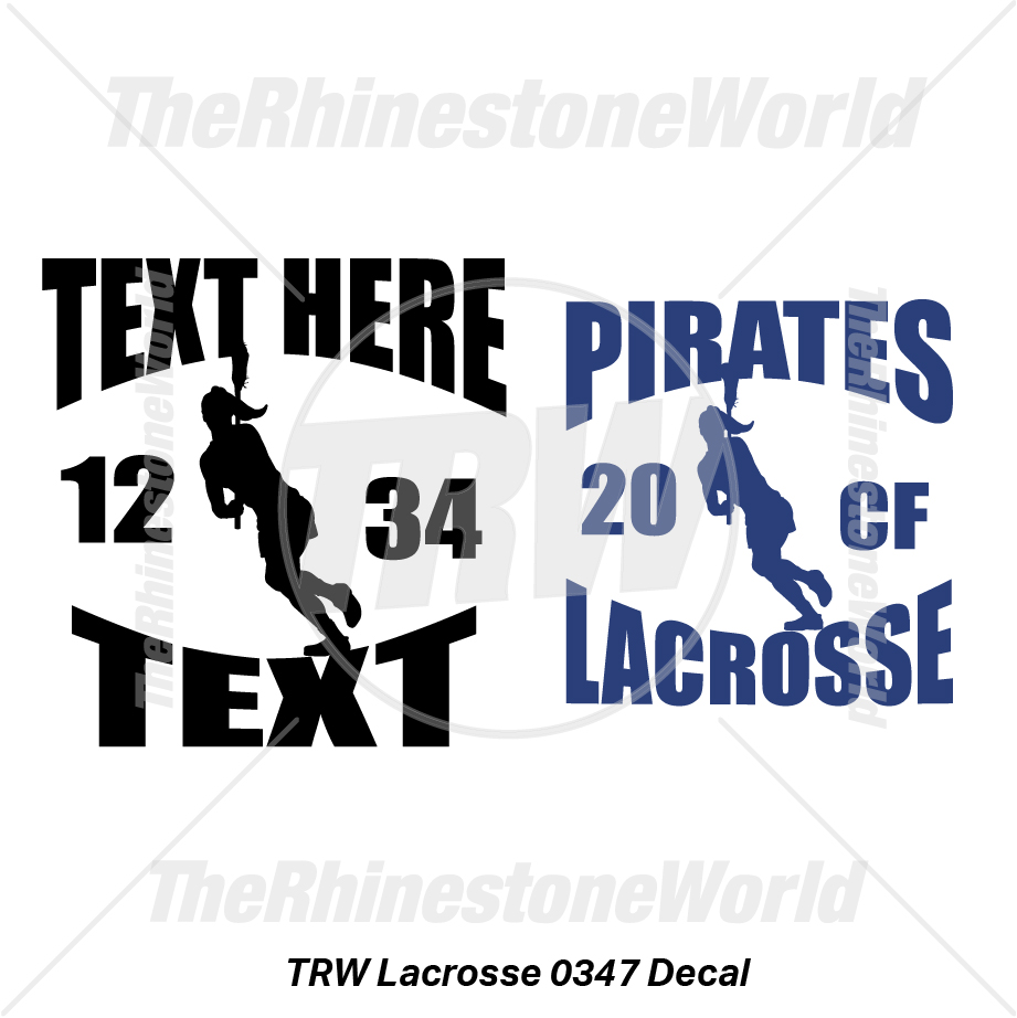 TRW Lacrosse 0347 Decal (Vol 1) - Download