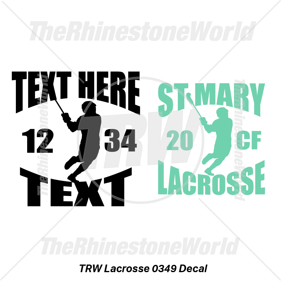 TRW Lacrosse 0349 Decal (Vol 1) - Download