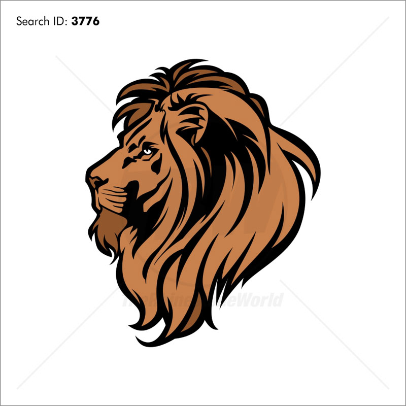 Lion 1 Vector Mascot - Download