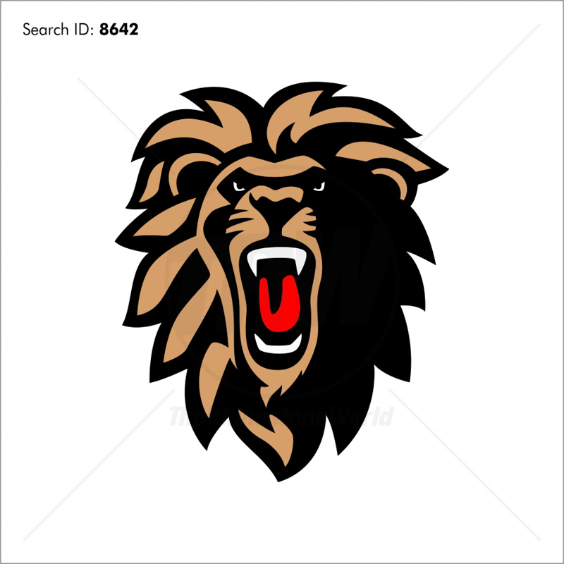 Lion 2 Magic Cut Mascot - Download