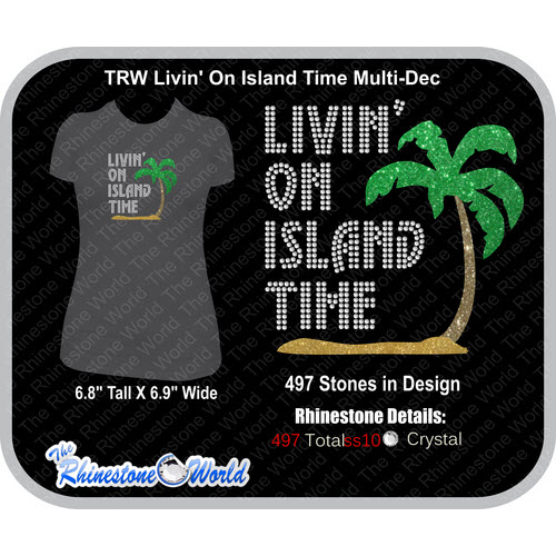 TRW Livin' On Island Time Multi-Dec  - Download