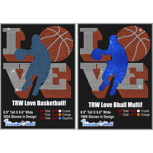 TRW Love Basketball Multi-Dec 7-Design Pack - Download