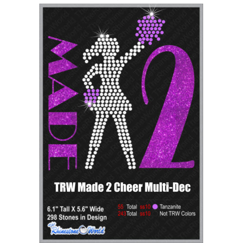 TRW Made 2 Cheer Multi-Dec  - Download