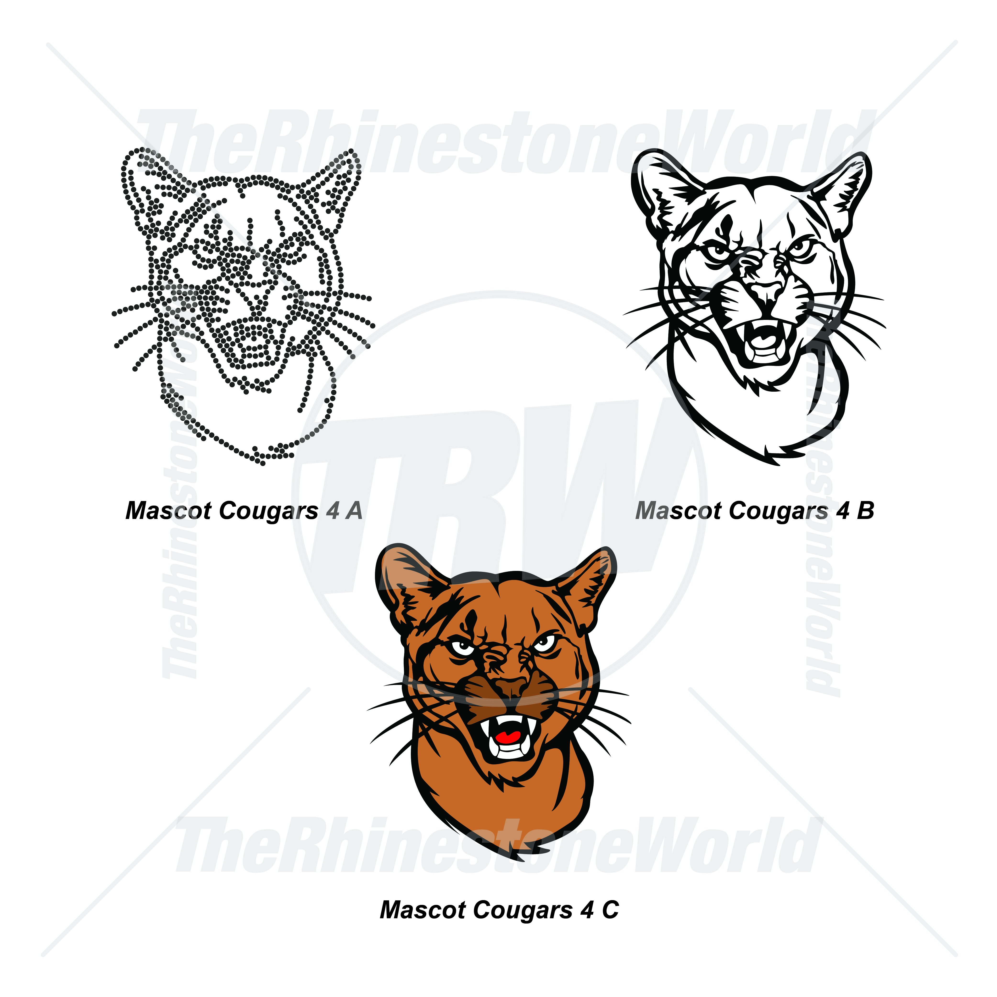 TRW Mascot Cougars 4 - Download