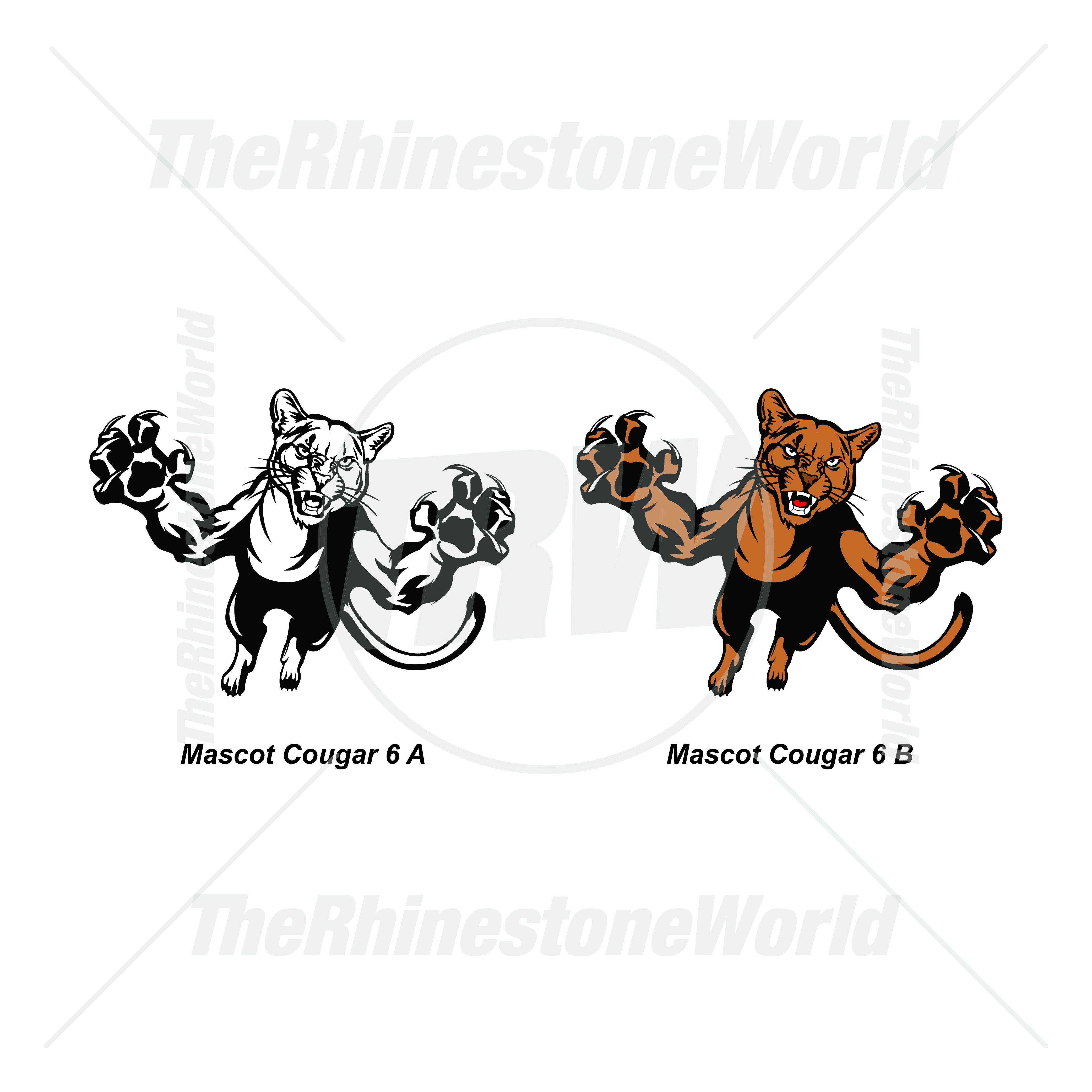 TRW Mascot Cougars 6 - Download