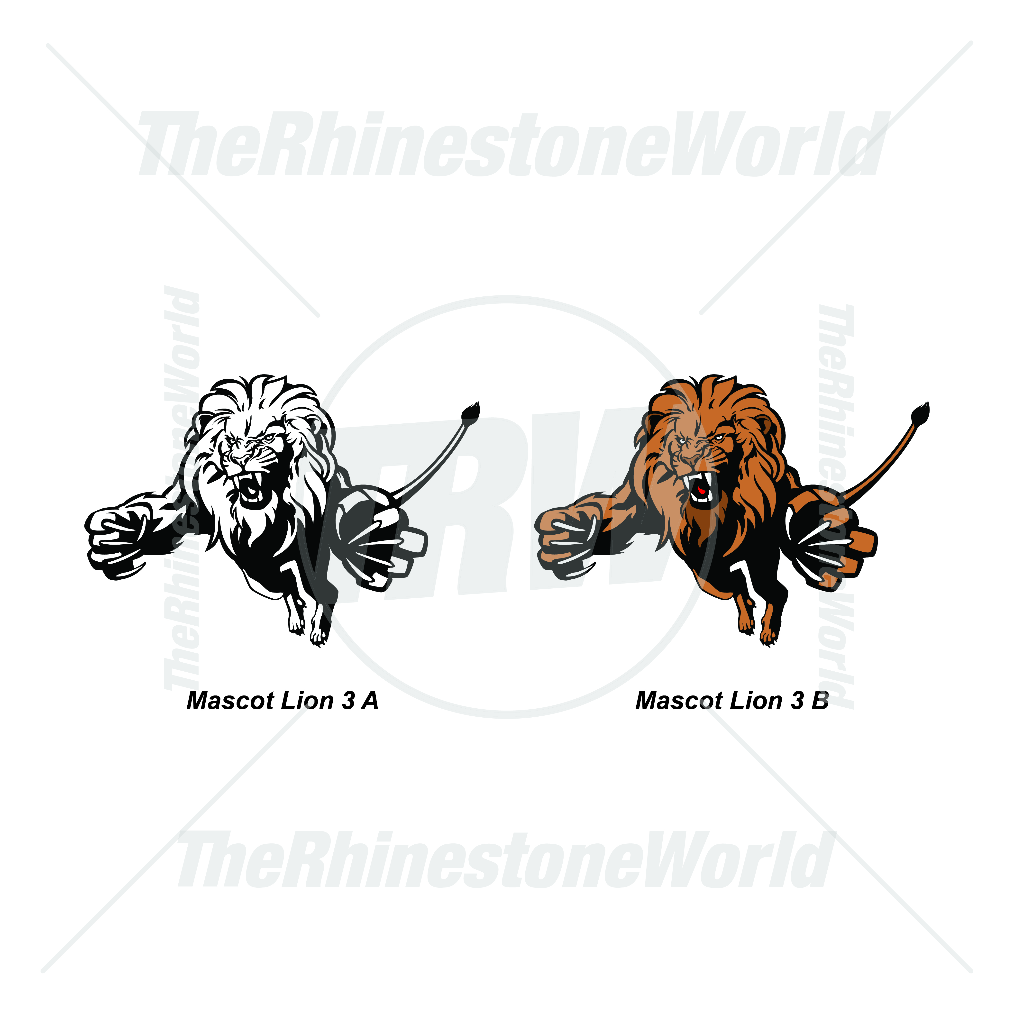 TRW Mascot Lion 3 - Download