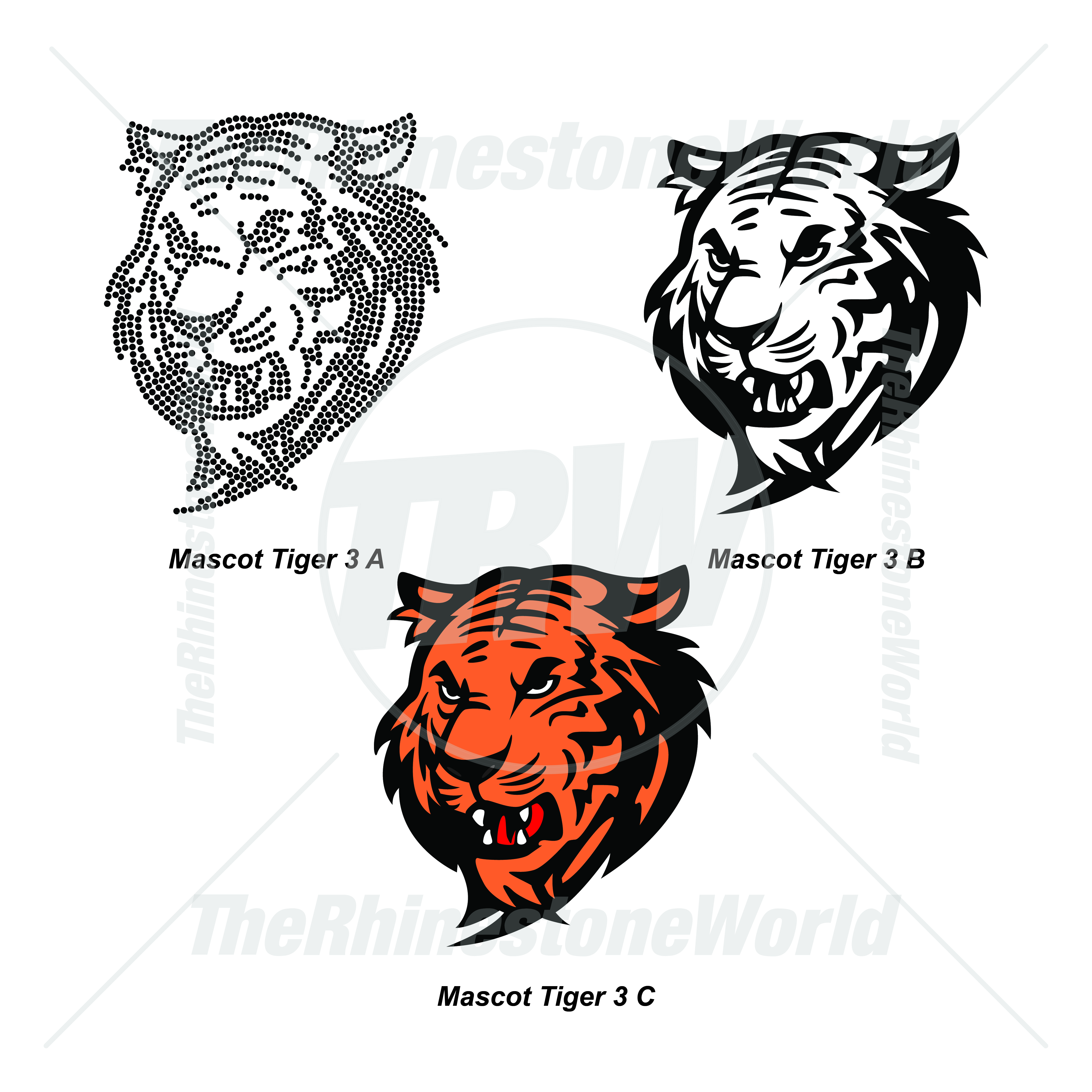 TRW Mascot Tiger 3 - Download