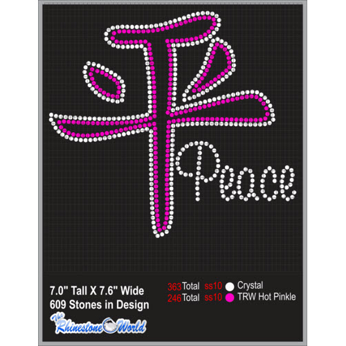 TRW Peace Chinese Design   - Download