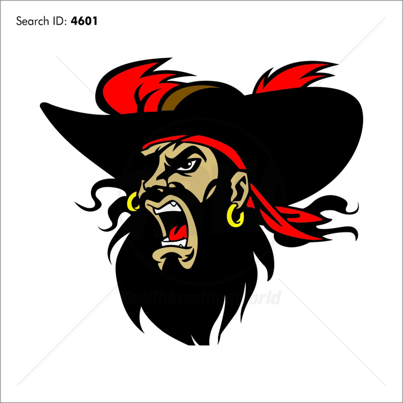 Pirate 2 Vector Mascot - Download