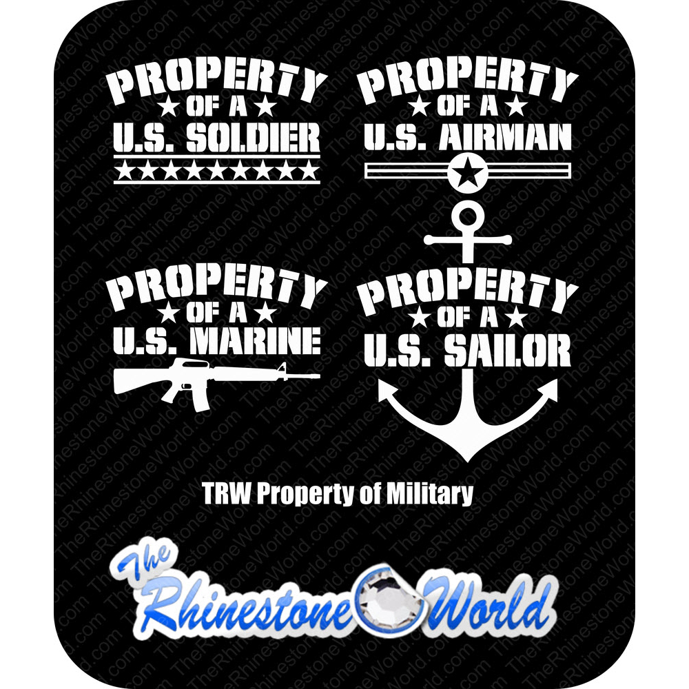 TRW Property of Military  - Download