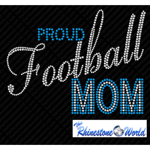 TRW Proud Football Mom 3  - Download