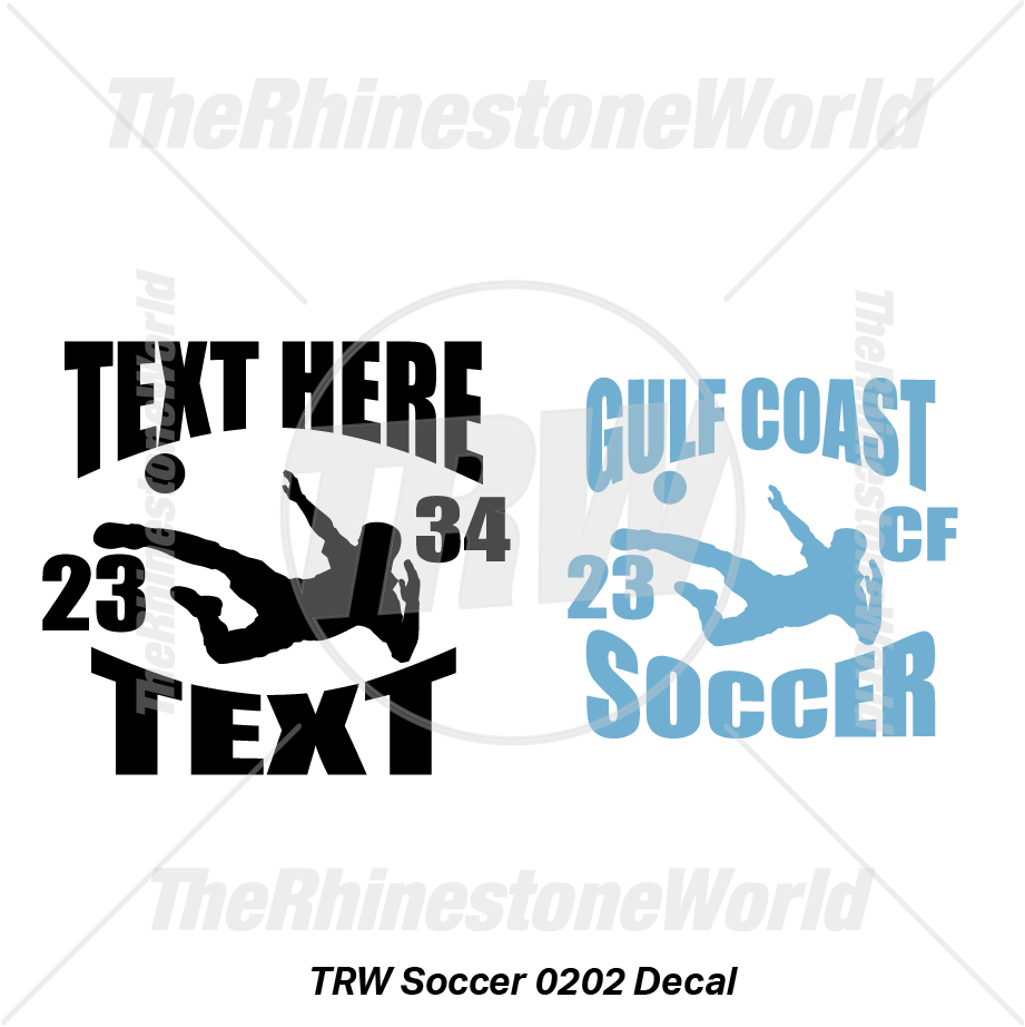 TRW Soccer 0202 Decal (Vol 1) - Download