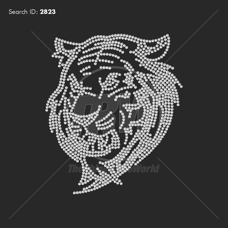 Tiger 3 Mascot - Download