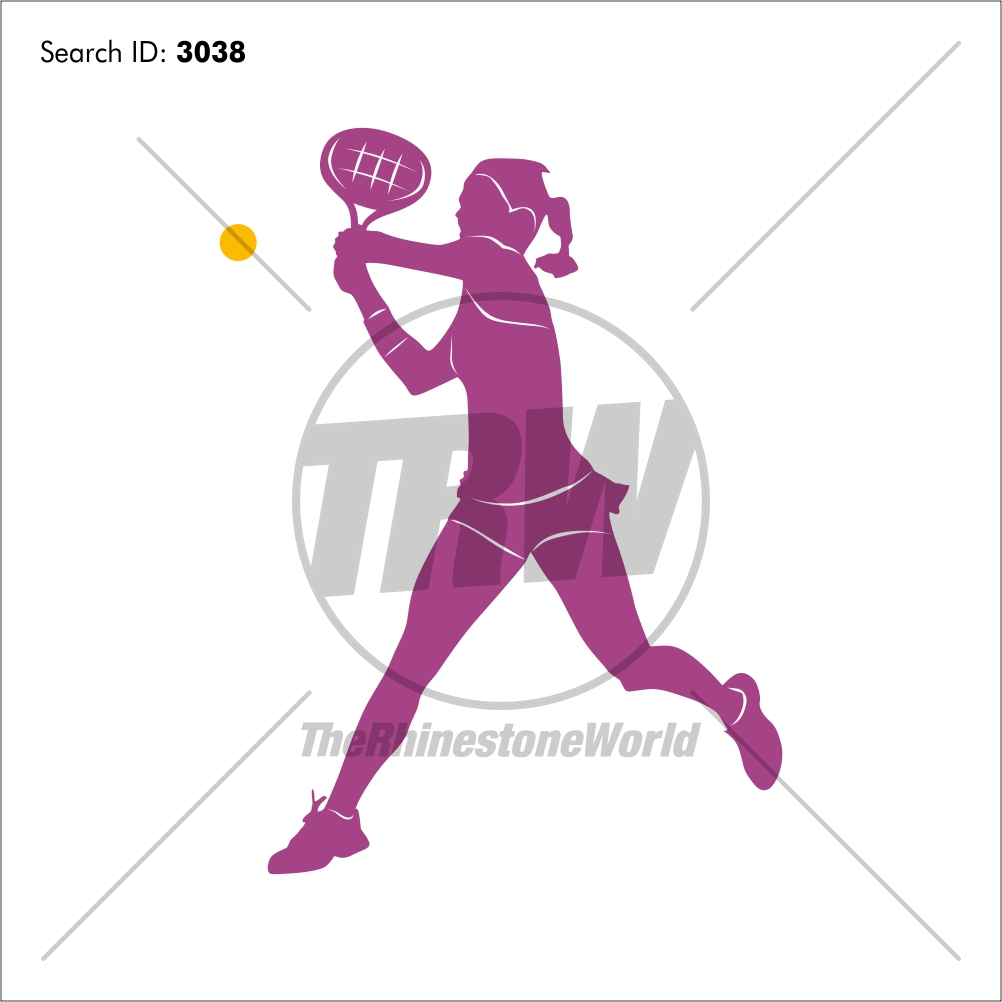 Tennis 3 Vector Design - Download