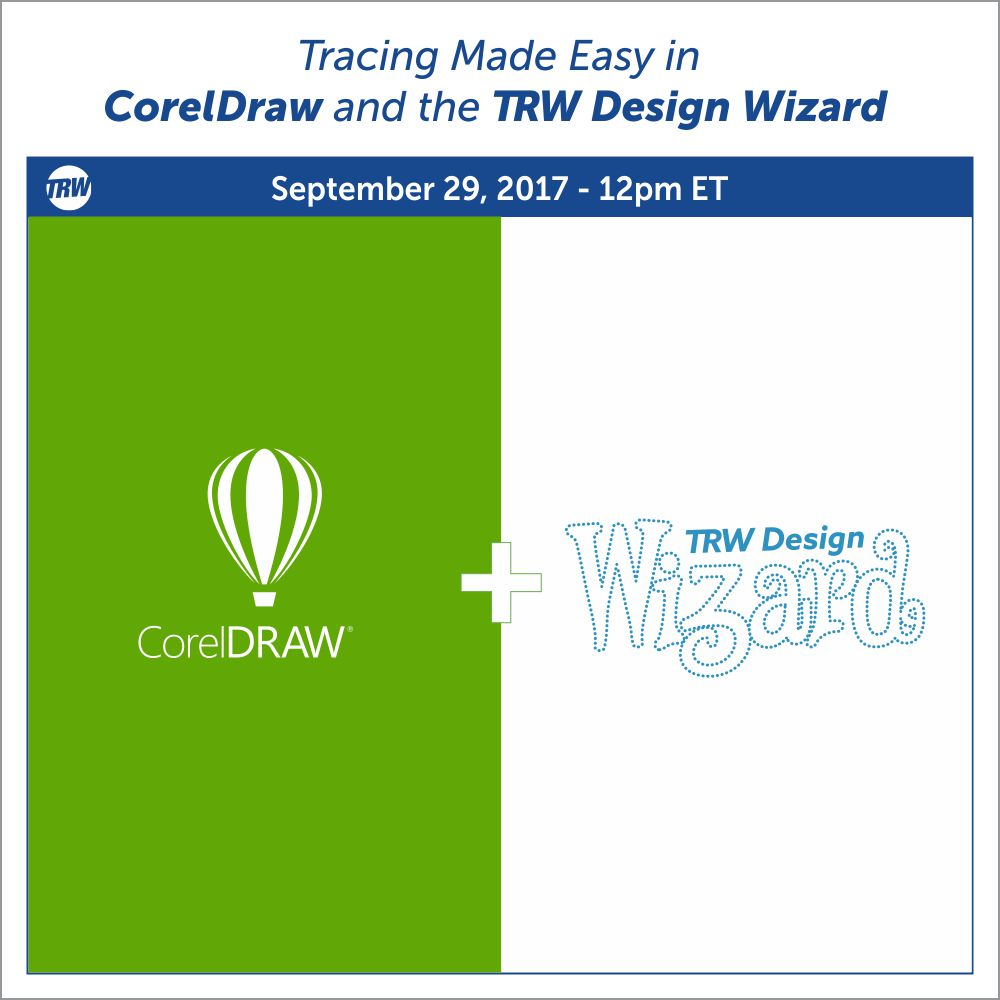 Tracing Made Easy in CorelDraw and Design Wizard - September 29th, 2017