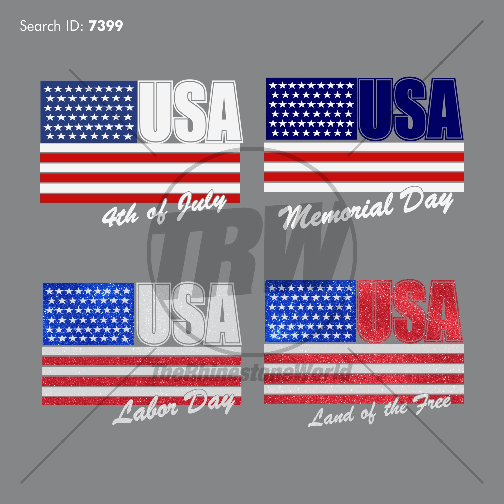 USA Flag Pack - Download