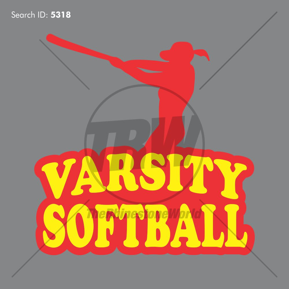 Varsity Softball LH - Download