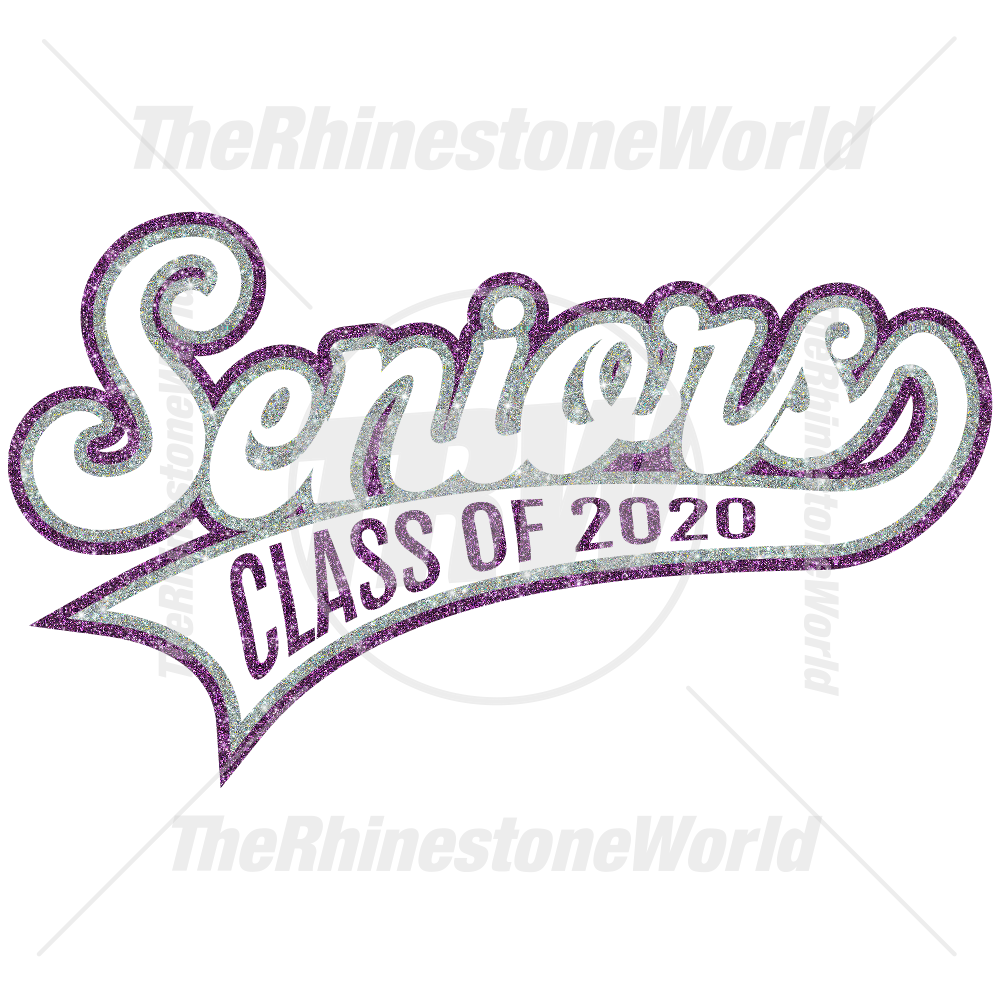 TRW Seniors 2020 Vector Design