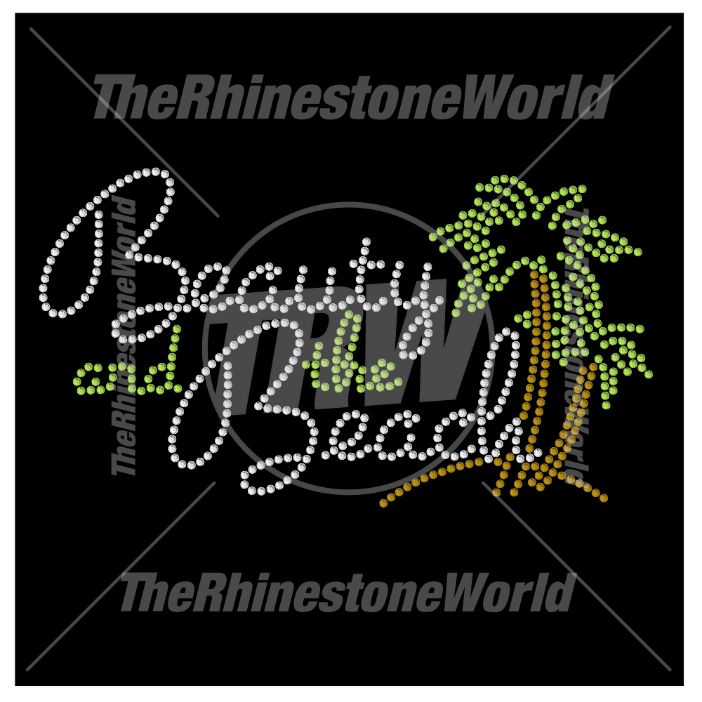 Beauty and the Beach Design  - Download