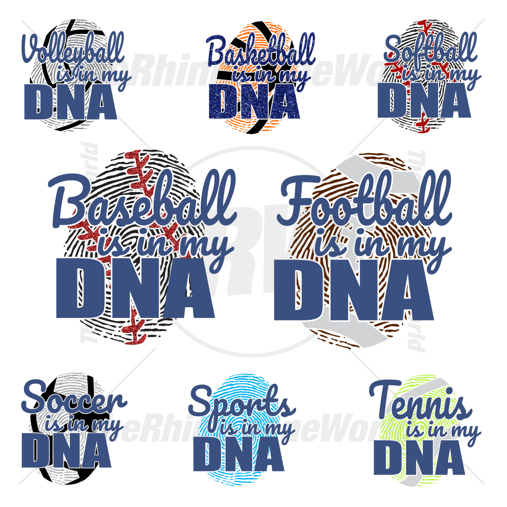 DNA Live Template Mini Pack